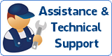 Assistance & Technical Support