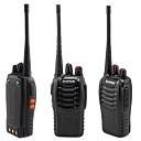 Handheld Two-Way Radio Systems