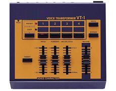 SIS-VT-1 - Cambiavoce Professionale